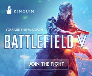 Kinguin - Battlefield V