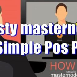 Prosty masternode od Simple Pos Pool