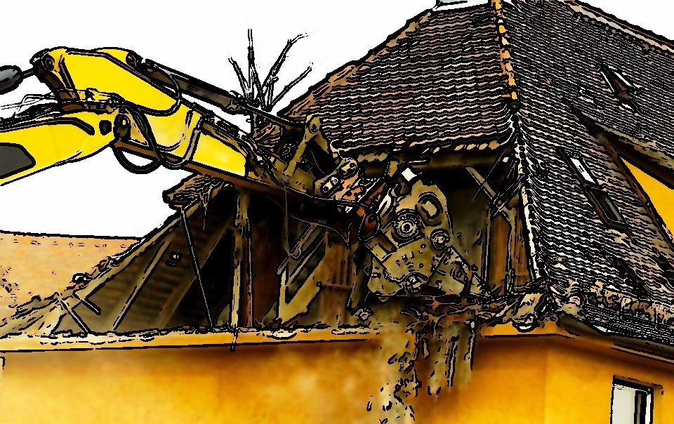 Rozbiórki i wyburzenia budynków legionowo jabłonna wieliszew nieporęt serock